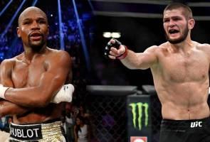 'Jika Mayweather nak lawan Khabib, ia haruslah di UFC' – Dana White