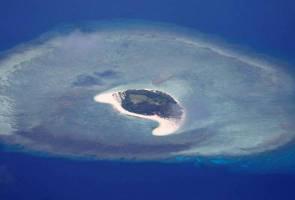 Kapal pemusnah tentera laut AS menghampiri Kepulauan Spratly