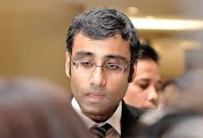 """""""Saya nafikan khabar angin kematian saya sendiri""""  – Peguam Surendran"""
