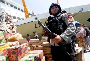 Tentera Indonesia diarah tembak pencuri