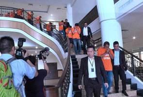 11 anggota, pesara polis direman 7 hari terlibat kes rasuah