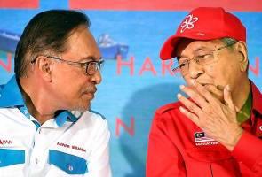 Kehadiran Tun Mahathir di PD tenggelamkan 'bisikan' negatif - Anwar