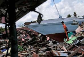 Mangsa gempa dan tsunami Palu ketandusan 'sembako'