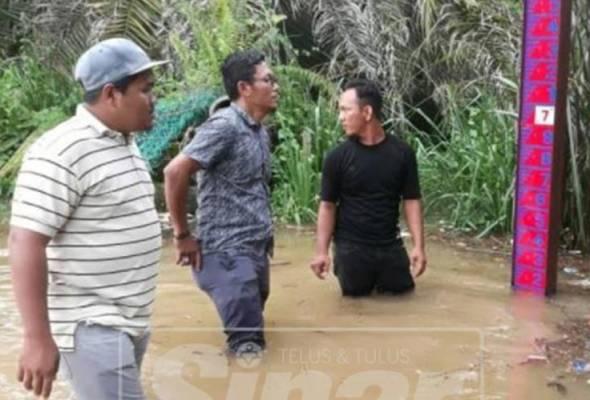 'Sudah lali dengan banjir'