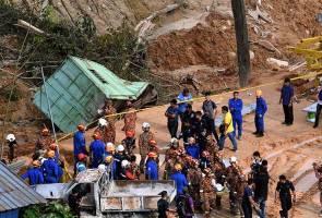 Tragedi Bukit Kukus: Operasi mencari dan menyelamat ditamatkan
