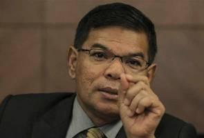 'Saya masih ke pasar beli barang dapur' – Saifuddin Nasution