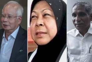 Kes Najib, Irwan Siregar dan Hasanah: Mahkamah KL jadi tumpuan media
