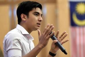 'Saya bantu dia, tapi dia caci saya' - Syed Saddiq kecewa dicerca usahawan muda