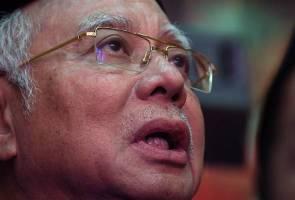 Jika benam kepala saya dalam air, saya tetap bersama UMNO – Najib