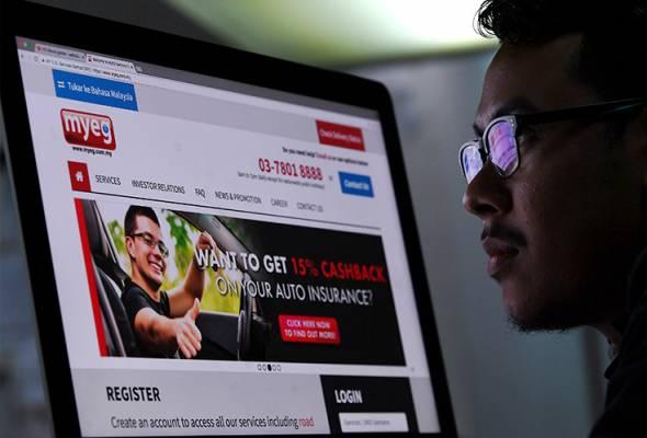 MYEG dapat projek sistem pembayaran dalam talian daripada Kementerian Kesihatan