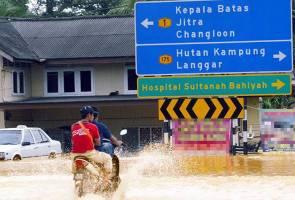 58 mangsa banjir Kepala Batas dipindahkan ke pusat pemindahan
