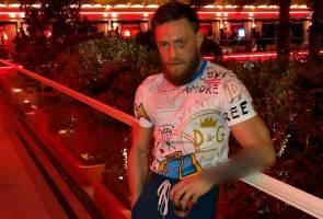 Perang akan diteruskan – McGregor