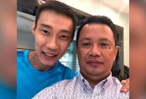 'Kanser tidak halang keghairahan Chong Wei' - Norza