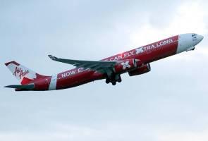 Kerugian bersih AirAsia X meningkat
