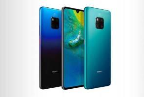 Huawei Mate 20 Pro antara tujuh produk dilancar di Malaysia