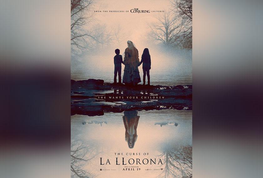 Filem The Curse of La Llorona bakal menemui peminat filem seram pada April 2019