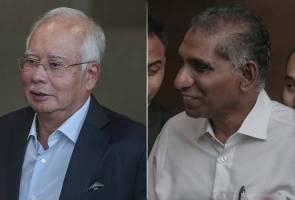 Najib, Irwan Serigar, Hasanah didakwa kes pecah amanah esok - SPRM