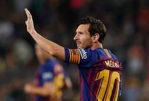 Kenapa ya, Messi tidak pernah dipersalah jika Barcelona tewas? - Tanya Ronaldo