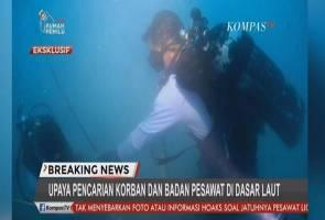 Nahas Lion Air: Penyelam dengar tangisan, teriakan di dasar laut?