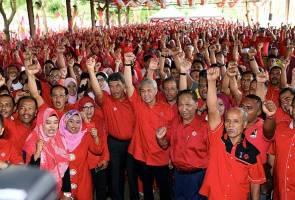 UMNO lancar jentera, kemungkinan PRK DUN Rantau