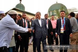 Masjid pertama di Papua New Guinea pahat memori istimewa
