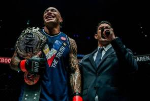 MMA: Brandon Vera retains ONE heavyweight world title