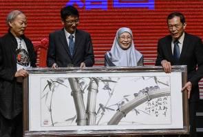 Sokongan masyarakat Cina terhadap kerajaan sentiasa dihargai - Wan Azizah
