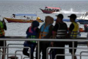 Musim tengkujuh:  Pulau peranginan Terengganu hentikan  kedatangan pelancong