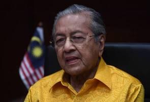Majlis Presiden akan tentukan calon PRK DUN Rantau – Dr M