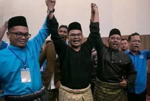 Akmal Nasir Ketua AMK baharu, tetapi di'boo' perwakilan