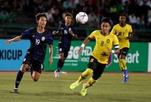 Dibenam Vietnam, hasrat Malaysia tempah tiket awal ke separuh akhir Piala AFF tertangguh