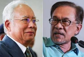 Najib, wawasan rakyat bukan bolot kekayaan untuk orang atasan - Anwar