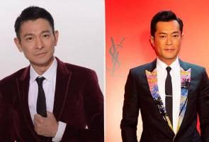 Andy Lau, Louis Khoo bakal tampil meriahkan Festival Filem Aksi Sabah-Hong Kong