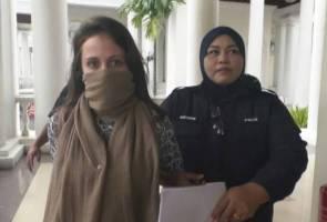 Wanita Ukraine edar kokain dipenjara seumur hidup
