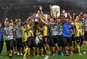 Piala M'sia dipersembah kepada Sultan Perak Ahad ini