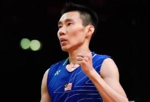 Chong Wei sah tidak sertai Piala Sudirman