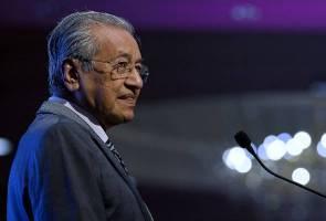 Tingkat tahap kemahiran dan pengetahuan depani Revolusi Perindustrian 4.0 – Tun Mahathir