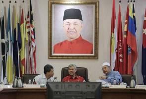 Zahid kecewa rizab Petronas diguna tampung defisit Belanjawan 2019
