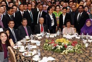 Dapatkan ilmu pengetahuan, kecerdasan buatan – Dr Mahathir
