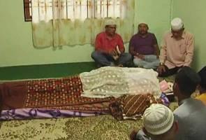 'Allahyarham lesu, berkelakuan berbeza semalam' – Isteri Zaibo