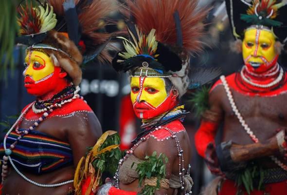Memacu Papua New Guinea pasca APEC 2018