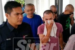 Pemuda kelar ibu, buang dalam tangki najis didakwa