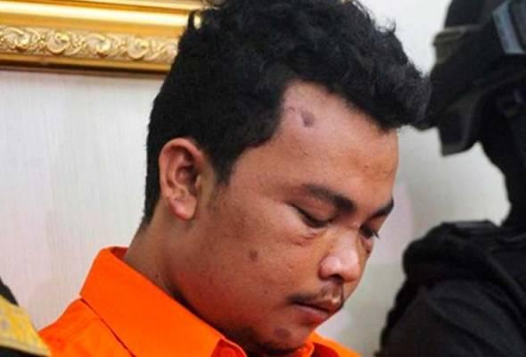 Suspek berjaya diberkas polis. | Astro Awani