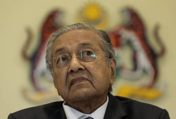 Kerajaan PH di bawah pucuk pimpinan Tun Dr Mahathir Mohamad hari ini menyatakan pendirian tidak akan meratifikasikan ICERD. -Gambar fail | Astro Awani