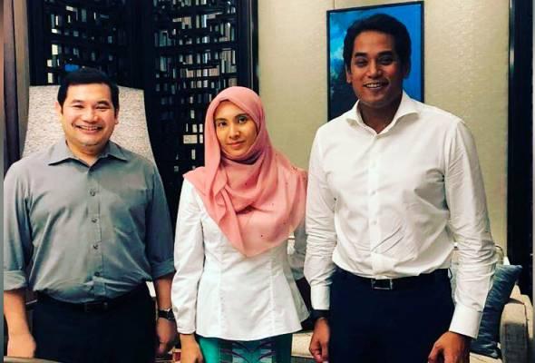 Rafizi berharap KJ akan terus kekal di dalam UMNO kerana negara memerlukan barisan pembangkang yang cekap, cerdik, jujur dan ikhlas