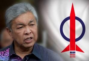 Di mana logik Ahmad Zahid mahu bersama DAP?