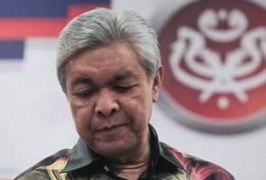Dakwaan sogok sewaktu pemilihan parti, SPRM terima laporan terhadap Zahid