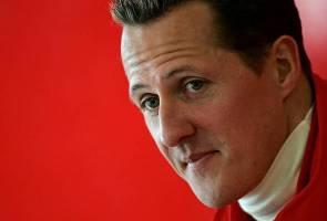 Schumacher tidak lagi terlantar di atas katil
