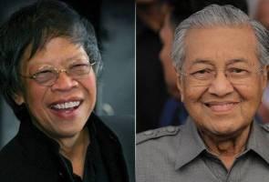 'Ramai orang macam tu' - Dr Mahathir maafkan Lim Kok Wing