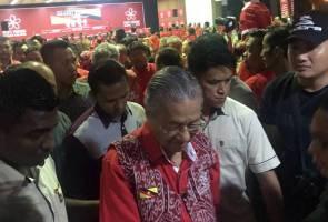 Parti Bersatu memang rasis - Dr Mahathir